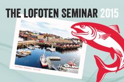 Lofoten Seminar 2015